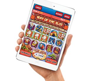 Play Yggdrasil mobile slots