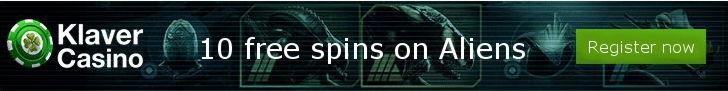 klaver casino free spins