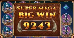 super mega big win